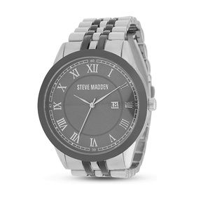 Steve Madden Silver Watch